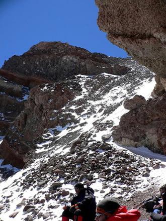 Climbing Aconcagua 360...